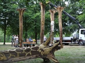 install tree 4